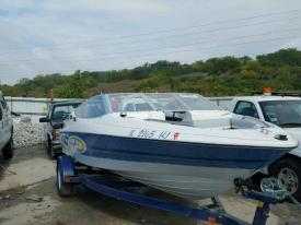 Salvage Bayliner MARINETRL