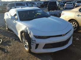 Salvage Chevrolet Camaro