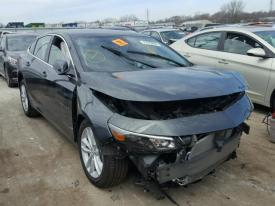 Salvage Chevrolet Malibu